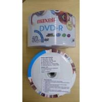 DVD-R Maxell Inkjet Printable White Surface 16x 4.7GB (50pcs)