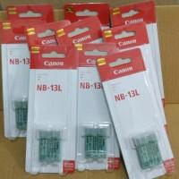 Baterai/battery/batre CANON NB-13L FOR CANON POWERSHOT G7X G 7X G7 X