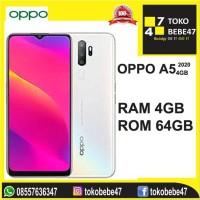 OPPO A5 2020 RAM 4GB ROM 128GB GARANSI RESMI elektronik