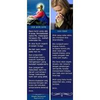 Doa Bapa Kami - Sisipan Buku