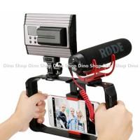 ULANZI U-RIG PRO Smartphone Vlogging Rig Bracket Video Stabilizer HP -