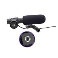 Shotgun Microphone untuk DSLR - MIC-05 Aksesoris Kamera