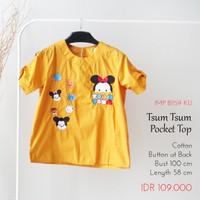 Tsum Tsum Pocket Top