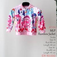 Jaket Anak Perempuan - My Litte Pony Rimbo