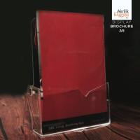 TERMURAH / Tempat brosur akrilik / Display brosur H6