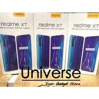 Realme XT 8/128 GB (RAM 8GB Internal 128GB) - Garansi Resmi Realme - Pearl White