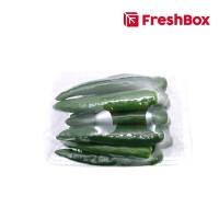 Freshbox Cabai Hijau Besar Petik 250gr
