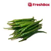 Freshbox Cabai Hijau Besar 250gr