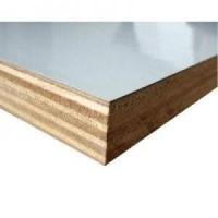 Blockboard Melaminto Melamine Melamin Putih 18 mm 1 Sisi
