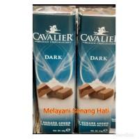 Cavalier No Sugar Added Dark Chocolate Mini-Coklar import
