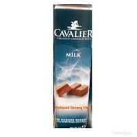 Cavalier No Sugar Added Milk Chocolate-Coklat Import