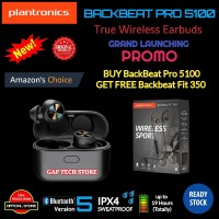 Plantronics BACKBEAT PRO 5100 True Wireless Earbuds Garansi Resmi