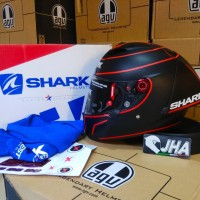 Shark Race R Pro GP Lorenzo Wintertest 2019 Helmet