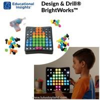 Puzzle Bor Kontruksi Educational Insights Design & Drill BrightWorks