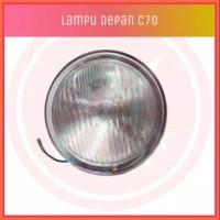 Lampu depan c70/reflektor c70/lampu c70/c70/lampu motor c70/headlamp c