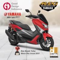 Motor Yamaha NMax 2019