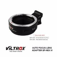 VILTROX EF-NEX IV - ADAPTER VILTROX SONY KE CANON