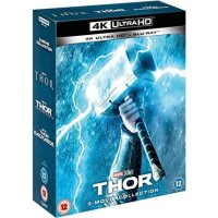 Marvel Studios Thor 3-Movie Collection 4K uhd bluray
