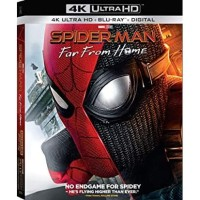 BNIB Spiderman Far From Home 4k uhd bluray