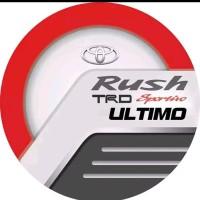 Cover Ban / Sarung ban serep mobil Rush Trd Sportivo Ultimo