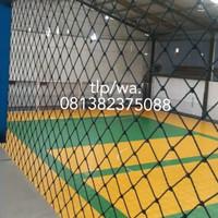 Jaring Futsal,Jaring Lapangan Futsal,Jaring Pengaman Futsal,Murah