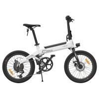 Xiaomi HIMO C20 Sepeda Elektrik Smart Moped Bicycle 250W - White