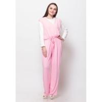 namuslimah Jumpsuit Wanita Big Size/Jumbo/SIze L
