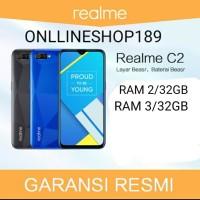 REALME C2 RAM 3/32GB GARANSI RESMI