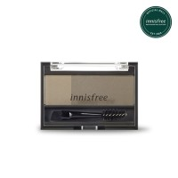 [innisfree] Twotone Eyebrow Kit No.02 (Grey) thumbnail