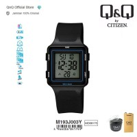 Q&Q QnQ QQ Original Jam Tangan Wanita Fashion Digital - M193 M193J