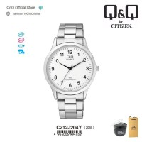 Q&Q QnQ QQ Original Jam Tangan Pria Analog - C212 C212J Water Resist