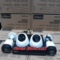 PAKET CCTV 4CHANEL DAHUA FULL HD 2MP KMPLIT TGGL PSNG
