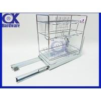 PROMO Rak Piring Rak Botol Drawer Basket OK 025H for Kitchen Cabinet
