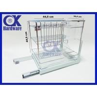 PROMO Rak Piring Rak Botol Drawer Basket OK 025F for Kitchen Cabinet