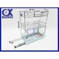 PROMO Rak Piring Rak Botol Drawer Basket OK 023D for Kitchen Cabinet