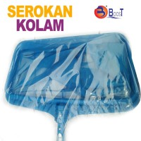 Leaf Rake Serokan Daun Kolam Renang