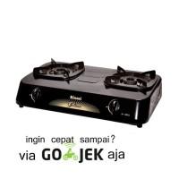 Home-Klik Rinnai Kompor Gas Ri-302s 2 Tungku