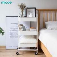 Micoe Rak Kamar Tidur Dapur Troli Kamar Mandi Removable Rak Penyimpana
