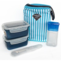 Lock Lock Family Lunch Box Set