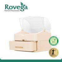 Rovega Rak Piring Premium Dish Cabinet Modys DRM-878 LCR