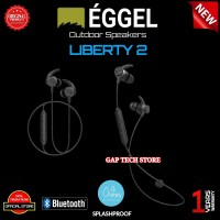 Eggel Liberty 2 / Liberty2 Sports Splashproof Bluetooth Earphones