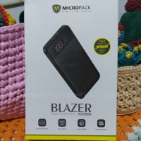 Powerbank Micropack Blazer Type C 10000 mAh Original Real Capacity
