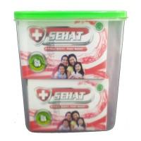 Sehat Perisai + Snack Box 80gr isi 6pcs / Sabun Mandi