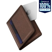 Nomad Smart Wallet Leather Dompet Anti Hilang with Tile GPS Tracker