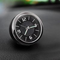 Jam Analog Interior Mobil Car Dashboard Classic mini Clock