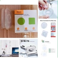 Gel pad nanotechnology stiker Holder gelpad serbaguna phone holder