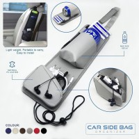 Tas botol Selempang Kursi Mobil Jok Samping Car Side Bag Organizer