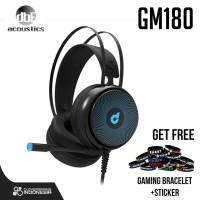 dbE GM180 RGB 7.1 Surround Sound - Gaming Headset