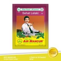 Air Mancur Serbuk Sehat Lelaki Sachet 10x7 gr - Pack