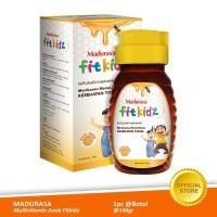 Multivitamin Anak Madurasa Fitkidz Botol 140 gr Pet